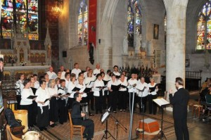Orchandouets 2010 - chorale Oncle Celestin