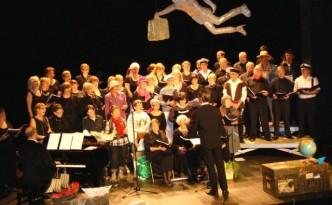 Voyage en chansons avec les Célestins