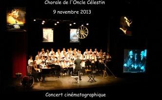 Concert Cinématographique